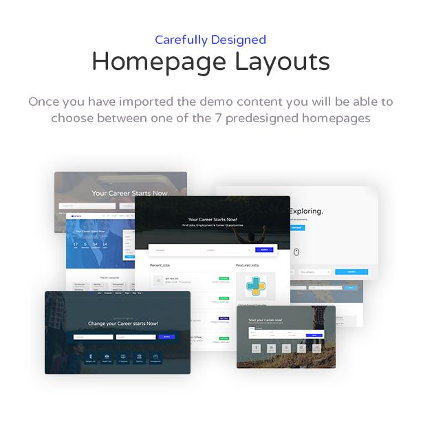 Cariera - Job Board WordPress Theme - 15